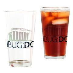 JBUG:DC Drinking Glass
