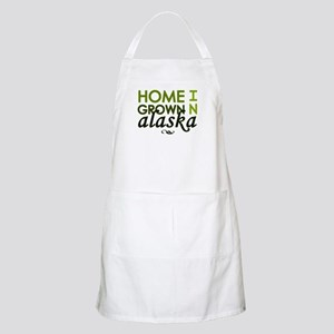 'Home Grown In Alaska' Apron