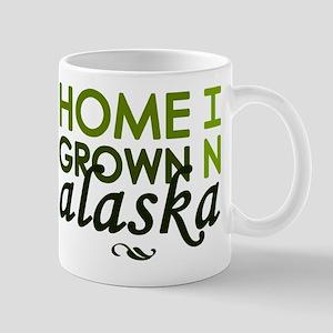 'Home Grown In Alaska' Mug