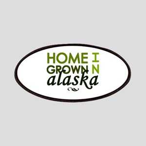'Home Grown In Alaska' Patches