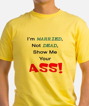Married, Not Dead (ASS) T