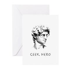 Geek Hero Greeting Cards (Pk of 10)