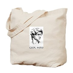 Geek Hero Tote Bag