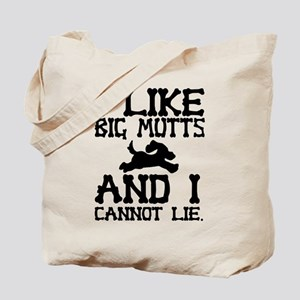 'Big Mutts' Tote Bag