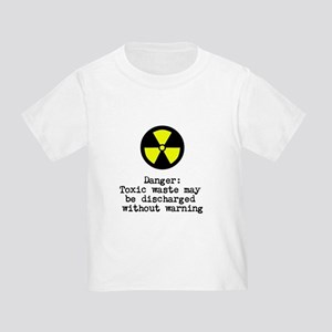 Toxic Waste Toddler T-Shirt