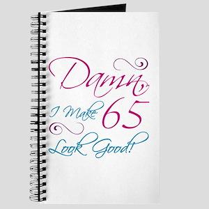 65th Birthday Humor Journal
