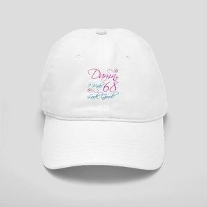 68th Birthday Humor Cap