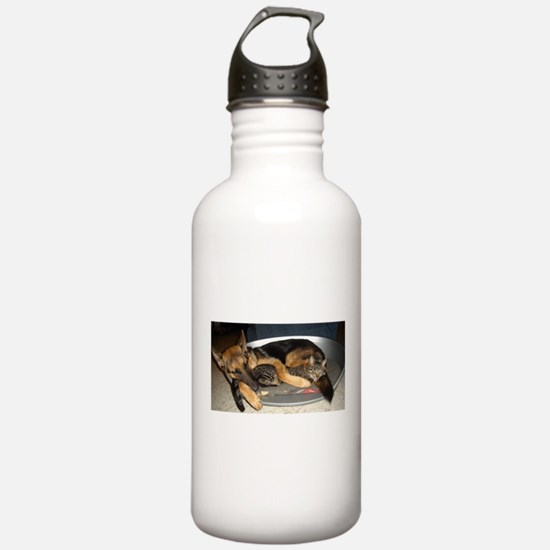Tail to tail Water Bottle