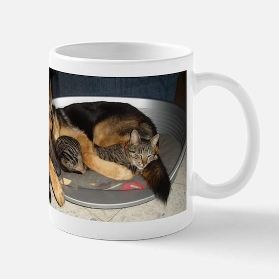 Tail to tail Mug