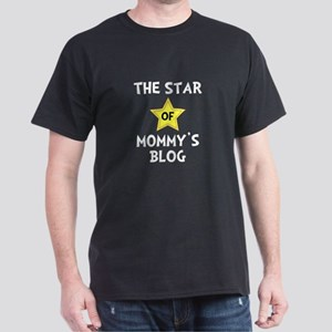 Mommy's Blog Star Dark T-Shirt