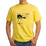 Solvoyage Yellow T-Shirt