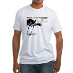 Solvoyage Fitted T-Shirt