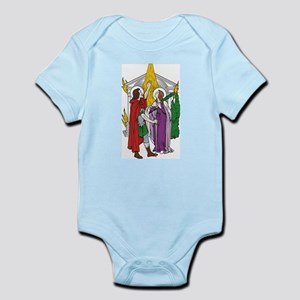 St. Julian and Basilissa Infant Creeper