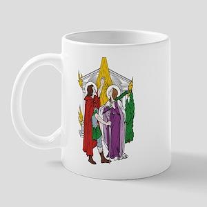 St. Julian and Basilissa Mug
