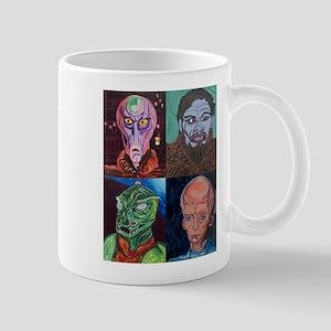 Aliens of Star Trek Mug