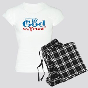 In God We Trust! Women's Light Pajamas