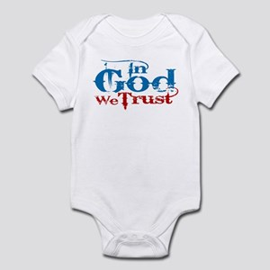 In God We Trust! Infant Bodysuit