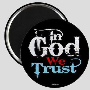 In God We Trust! Magnet