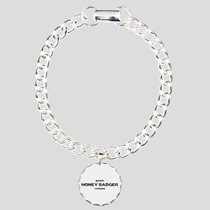 Generic HONEY BADGER Costume Charm Bracelet, One C