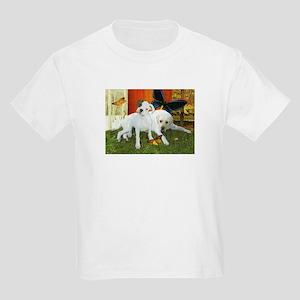 Boxer & Labrador Retriever Kids T-Shirt