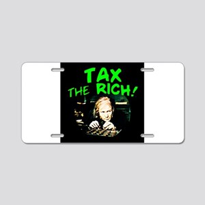 Tax the Aluminum License Plate
