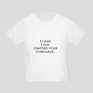 Conquered Toddler T-Shirt