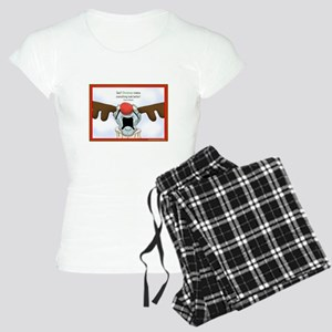 Zombie Christmas Women's Light Pajamas