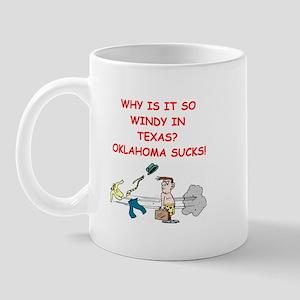 i hate oklahoma Mug
