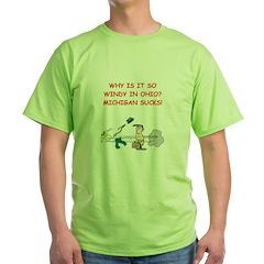 i hate michigan T-Shirt