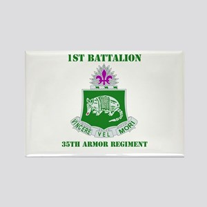DUI - 1st Bn - 35th Armor Regt with Text Rectangle