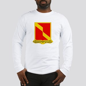 DUI - 4th Bn - 27th FA Regt Long Sleeve T-Shirt