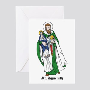 St. Hyacinth Greeting Cards (Pk of 10)