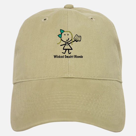 Book - Wicked Smaht Baseball Baseball Cap