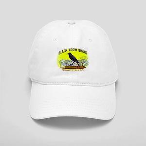 Black Crow Cigar Label Cap