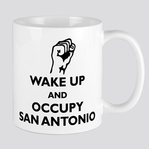 Occupy San Antonio Mug