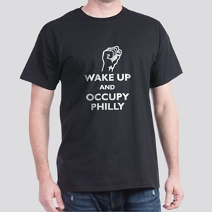 Occupy Philly Dark T-Shirt