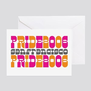 SUPERFLY PRIDE 06 Greeting Cards (Pk of 10)