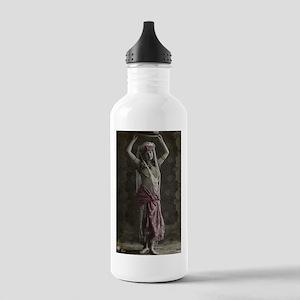 Vintage Tribal Bellydance Gir Stainless Water Bott