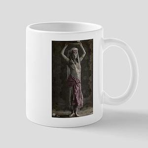 Vintage Tribal Bellydance Gir Mug