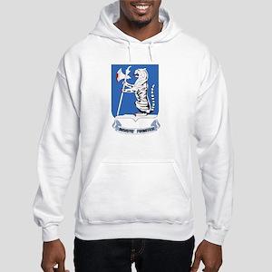 DUI - 1st Bn - 77th Armor Regt Hooded Sweatshirt