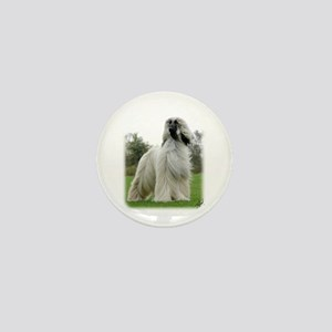 Afghan Hound 9Y247D-025 Mini Button