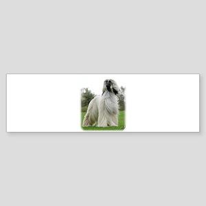 Afghan Hound 9Y247D-025 Sticker (Bumper)
