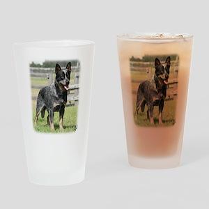 Australian Cattle Dog 9Y749D-017 Drinking Glass