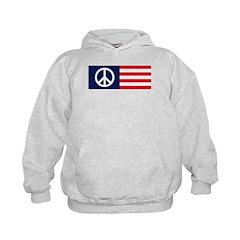 PEACE FLAG Hoodie