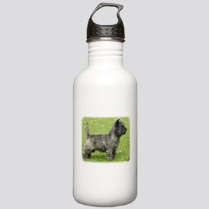 Cairn Terrier 9Y004D-024 Stainless Water Bottle 1.