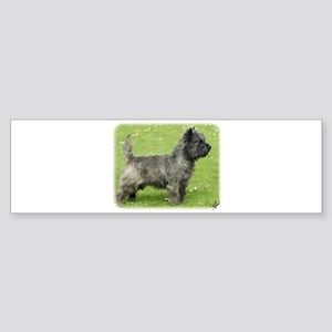 Cairn Terrier 9Y004D-024 Sticker (Bumper)