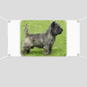Cairn Terrier 9Y004D-024 Banner