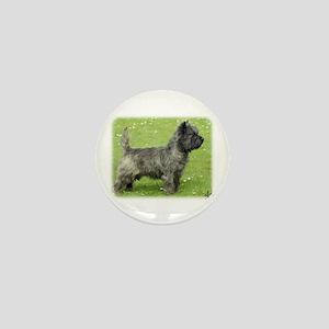 Cairn Terrier 9Y004D-024 Mini Button