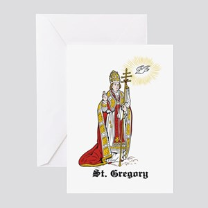 St. Gregory Greeting Cards (Pk of 10)