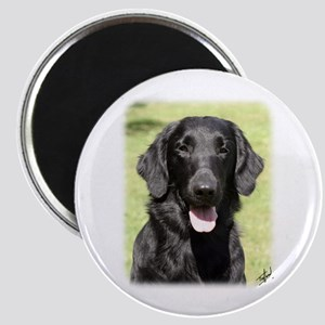 Flat Coated Retriever 9Y040D-040 Magnet